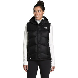 【マラソン ポイント10倍】(取寄)ノースフェイス レディース バラム ダウン ベスト The North Face Women's Balham Down Vest TNF Black