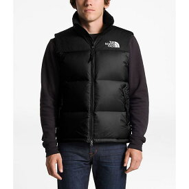 (取寄)ノースフェイス ダウンベスト メンズ 1996 レトロ ヌプシ ベスト The North Face Men's 1996 Retro Nuptse Vest TNF Black 送料無料