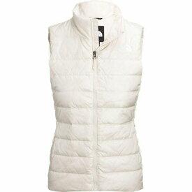 (取寄)ノースフェイス レディース アコンカグア 2 ダウンベスト The North Face Women Aconcagua II Down Vest Vintage White