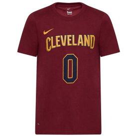 (取寄)ナイキ ボーイズ NBA プレーヤー ネーム アンパサンド ナンバー Tシャツ - ボーイズ グレード スクール クリーブランド キャバリアーズ Nike Boys NBA Player Name &amp Number T-Shirt - Boys' Grade School クリーブランド キャバリアーズ Team Red