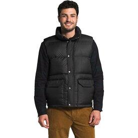 (取寄)ノースフェイス メンズ シェラ ダウン ベスト The North Face Men's Sierra Down Vest TNF Black 送料無料