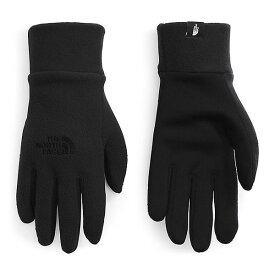 (取寄)ノースフェイス ユニセックス TKA 100 グレイシャー グローブ The North Face Unisex TKA 100 Glacier Glove TNF Black