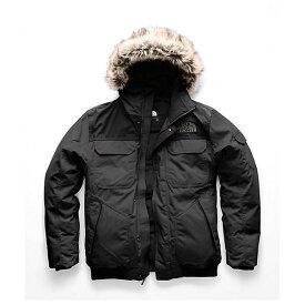 (取寄)ノースフェイス メンズ ゴッサム ジャケット 3 The North Face Men's Gotham Jacket III Asphalt Grey / TNF Black 送料無料