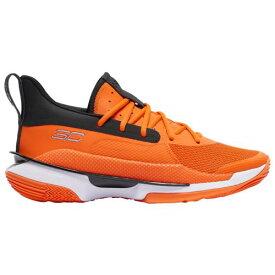 (取寄)アンダーアーマー カリー 7 バッシュ メンズ ステフィン・カリー バスケットシューズ UNDER ARMOUR Men's Shoes Curry 7 Stephen Curry