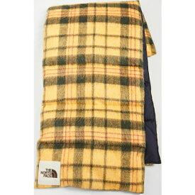 (取寄)ノースフェイス メンズ ブラウン ラベル インサレーテッド スカーフ The North Face Men's Brown Label Insulated Scarf SummitGoldHeritage
