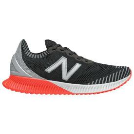 (取寄)ニューバランス メンズ シューズ フューエルセル エコー New Balance Men's Shoes Fuelcell Echo Black Steel Neo Flame