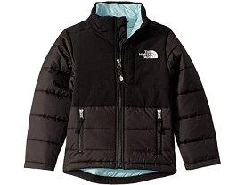 (取寄)ノースフェイス キッズ ピーク インサレーテッド ジャケット (リトル キッズ/ビッグ キッズ) The North Face Kid's North Peak Insulated Jacket (Little Kids/Big Kids) TNF Black/Windmill Blue