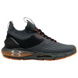 (取寄)アンダーアーマー メンズ シューズ ホバー ファントム 2 CG リアクター UNDER ARMOUR Men's Shoes HOVR Phantom 2 CG Reactor Pitch Gray Lunar Orange Reflective
