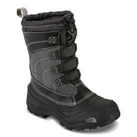 (取寄)ノースフェイス ユース アルペングロー IV ブーツ The North Face Youth Alpenglow IV Boot TNF Black / TNF Black