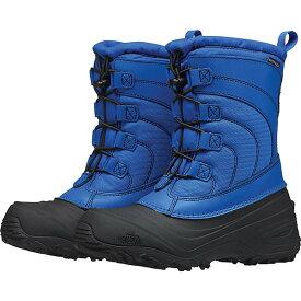 (取寄)ノースフェイス ユース アルペングロー IV ブーツ The North Face Youth Alpenglow IV Boot TNF Blue / TNF Black