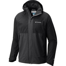 (取寄)コロンビア メンズ エボリューション バレー ジャケット Columbia Men's Evolution Valley Jacket Black