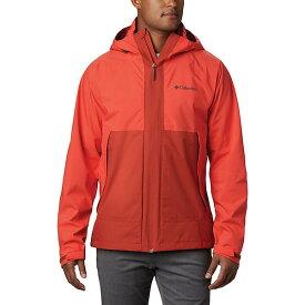 (取寄)コロンビア メンズ エボリューション バレー ジャケット Columbia Men's Evolution Valley Jacket Carnelian Red/Wildfire