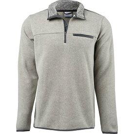 (取寄)コロンビア メンズ ターピン ポイント 3 ハーフ ジップ セーター Columbia Men's Terpin Point III Half Zip Sweater Stone