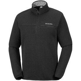 (取寄)コロンビア メンズ ターピン ポイント 3 ハーフ ジップ セーター Columbia Men's Terpin Point III Half Zip Sweater Shark