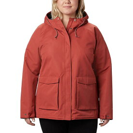 (取寄)コロンビア レディース サウス キャニオン ジャケット Columbia Women's South Canyon Jacket Dusty Crimson