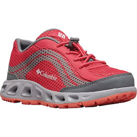 (取寄)コロンビア ユース ドレインメーカー 4 シューズ Columbia Youth Drainmaker IV Shoe Bright Rose / Hot Coral