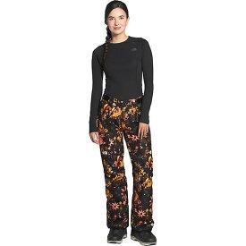 (取寄)ノースフェイス レディース フリーダム インサレーテッド パンツ The North Face Women's Freedom Insulated Pant TNF Black Flower Child Multi Print