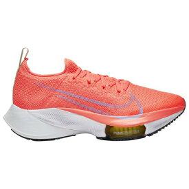 (取寄)ナイキ レディース シューズ エア ズーム テンポ ネクスト % フライニット Nike Women's Shoes Air Zoom Tempo Next % Flyknit Bright Mango Purple Pulse White