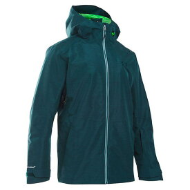 (取寄)アンダーアーマー メンズ UA コールドギア インフレア ヘインズ シェル ジャケット Under Armour Men's UA ColdGear Infrared Haines Shell Jacket Nova Teal / Northern Lights / Overcast Grey 送料無料
