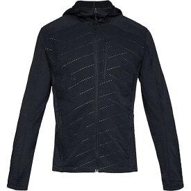 (取寄)アンダーアーマー メンズ UA コールドギア イグザート ジャケット Under Armour Men's UA ColdGear Exert Jacket Black / / Pitch Gray 送料無料