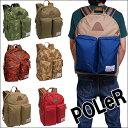 POLeR リュック ポーラー スタッフ ザ デイパック POLeR Stuff The Day Pack【ノートCP バッグ アウトドア リュックサ…