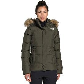 (取寄)ノースフェイス レディース ゴッサム ダウン ジャケット - ウィメンズ The North Face Women's Gotham Down Jacket - Women's New Taupe Green