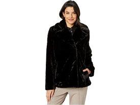 (取寄)アグ ローズマリー フォー ファー ジャケット UGG Rosemary Faux Fur Jacket Black