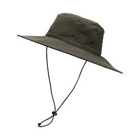 (取寄)ノースフェイス ツイスト アンド ポーチ ブリマー ハット The North Face Twist and Pouch Brimmer Hat New Taupe Green