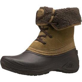 (取寄)ノースフェイス シェリスタ 2 ブーツ - レディース The North Face Shellista II Roll-Down Boot - Women's Utility Brown/Demitasse Brown