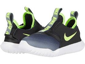 (取寄)ナイキ キッズ フレックス ランナー (インファント/トドラー) Nike Kids Flex Runner (Infant/Toddler) Smoke Grey/Volt/Black/White