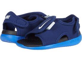 (取寄)ナイキ キッズ サンレイ アジャスト 5 V2 (インファント/トドラー) Nike Kids Sunray Adjust 5 V2 (Infant/Toddler) Blue Void/Pure Platinum/Signal Blue