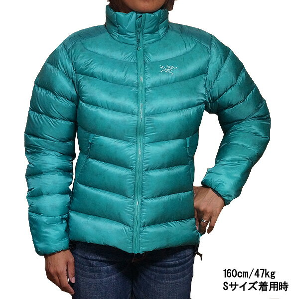 Arc'teryx women's down jacket