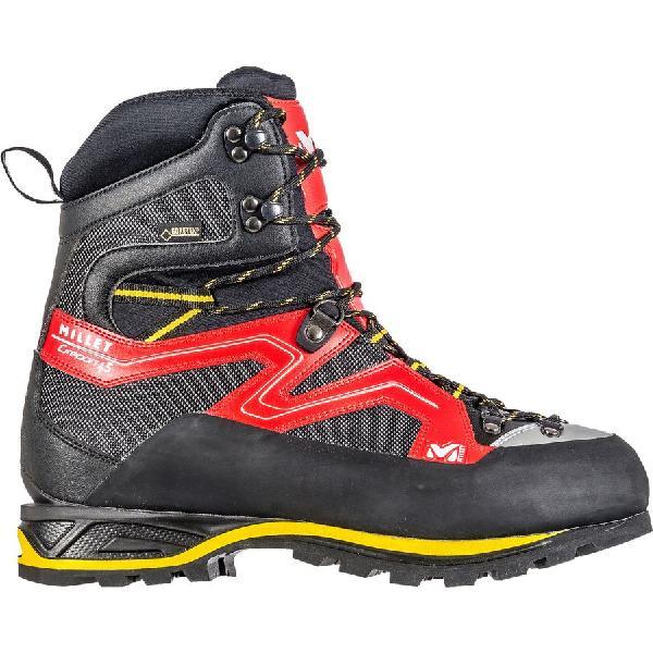 (取寄)ミレー メンズ グレポン 4SGTX マウンテニアリング ブーツ Millet Men's Grepon 4S GTX Mountaineering Boot Red/Grey
