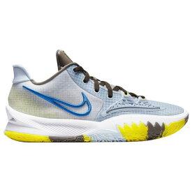 【1000円OFFクーポン配布中】ナイキ メンズ バッシュ シューズ カイリー バスケットボール カイリー ロー 4 Nike Men's Shoes Kyrie Low 4 Lt Armory Blue Black Signal Blue 送料無料