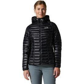 (取寄)マウンテンハードウェア レディース ゴースト ウィスパラー UL ダウン ジャケット - ウィメンズ Mountain Hardwear Women's Ghost Whisperer UL Down Jacket - Women's Black