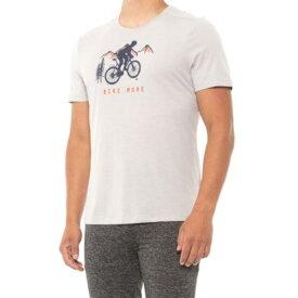 (取寄) メンズ バイク モア Tシャツ Kyodan men Kyodan Bike More T-Shirt (For Men) Grey
