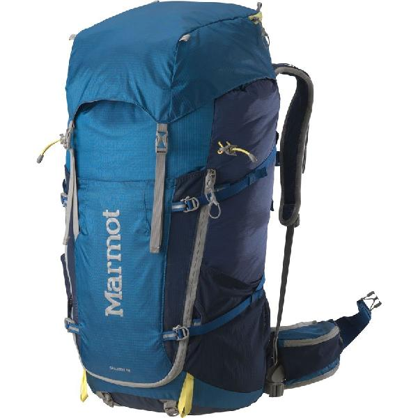 (取寄)マーモット グラビトン 48 バックパック Marmot Graviton 48 Backpack Blue Night/Dark Ink