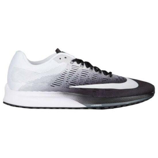 (索取)Nike耐吉人變焦距鏡頭精英9跑步鞋運動鞋Nike Men's Zoom Elite 9 Black White Cool Grey SWEETRAG Rakuten Ichiba Shop