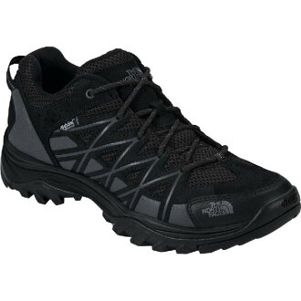 (索取)北臉人暴風雨3徒步旅行鞋徒步旅行鞋The North Face Men's Storm III Hiking Shoe Tnf Black/Phantom Grey