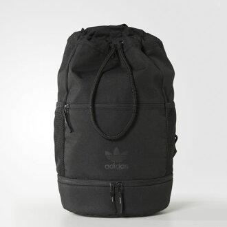 (索取)阿迪达斯原始物人SL吊桶包adidas originals Men's SL BUCKET PACK Black
