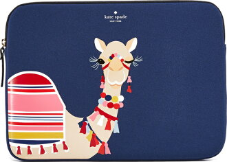 凯特黑桃13英寸PC kesukyamerurapputoppusuribu Kate Spade New York 13 Inch Camel Laptop Sleeve