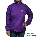 ホグロフス レディース バリア 3 キュー ジャケット パープル HAGLOFS Women Barrier III Q Jacket Royal Purple...