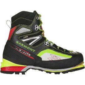 (取寄)ガルモント メンズ アイコン プラス GTX ブーツ Garmont Men's Icon Plus GTX Boot Black/Acid Green【outdoor_d19】