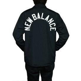 ニューバランス メンズ コーチ ジャケット クラシックコーチジャケット ブラック 黒 New Balance Classic Coaches Jacket