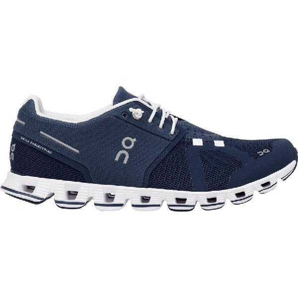 (取寄)オン フットウェアー レディース クラウド シューズ On Footwear Women Cloud Shoe Denim/White