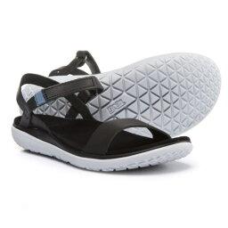(索取)tebaredisu Terra-Float新星力士涼鞋Teva Women Terra-Float Nova Lux Sandals Black