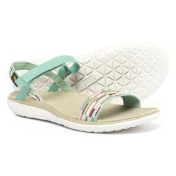 (索取)tebaredisu Terra-Float新星運動涼鞋Teva Women Terra-Float Nova Sport Sandals Tacion Aqua