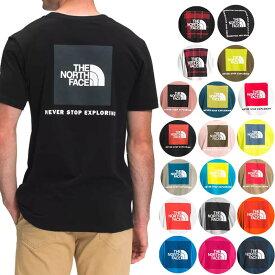 ノースフェイス Tシャツ 大きいサイズ メンズ 半袖Tシャツ ショートスリーブ レッドボックス Tシャツ 海外限定カラー The North Face Men's Short Sleeve Red Box Tee 送料無料