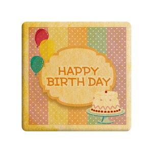 HAPPY BIRTHDAY 誕生日をお祝いするメッセージクッキー 誕生日 プチギフト プリントクッキー ショークッキー