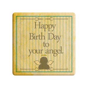 Happy Birth Day to your angel 誕生日をお祝いするメッセージクッキー 誕生日 プチギフト プリントクッキー ショークッキー